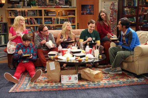 "Review: The Big Bang Theory 7.19- ""The Indecision Amalgamation"""
