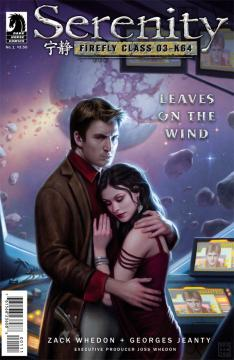 Review: Serenity: Leaves on the Wind #1