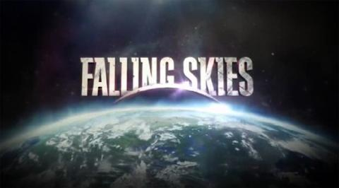 Wondercon 2014 Press Room - Falling Skies