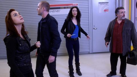 Review: Warehouse 13 — 5.01 'Endless Terror'